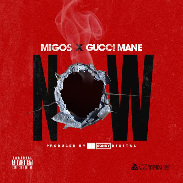 "MIGOS TEAM UP WITH GUCCI MANE FOR ""NOW"""