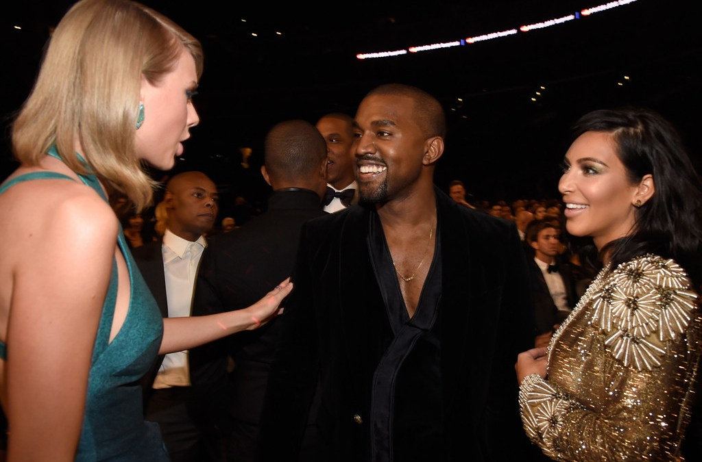 "Kanye West and Taylor Swift's ""Famous"" Conversation, Video & Transcript"