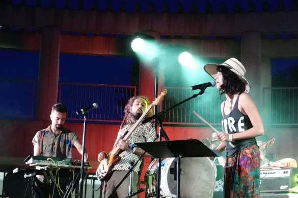 M.A.K.U. Soundsystem @ The Skirball 8/11/16