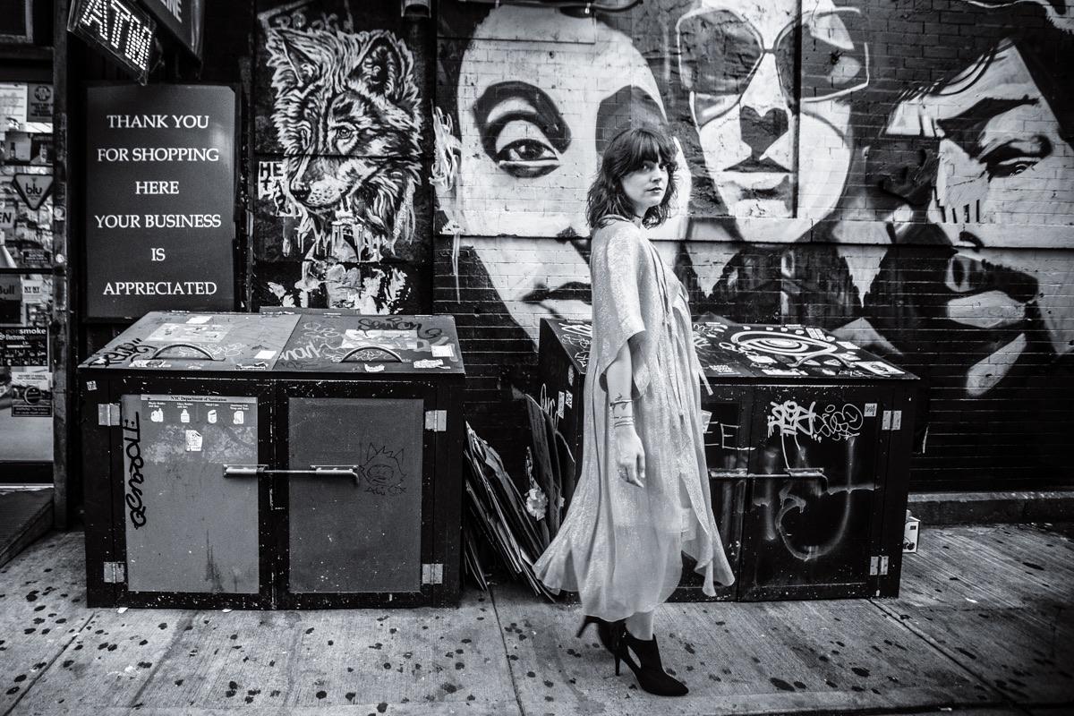 Alexa Wilding. Photo by Cortney Armitage (@CortneyArmitage) for www.BlurredCulture.com.