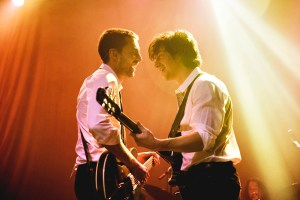 The Last Shadow Puppets at the Observatory 8/4/16. Photo by Michelle Shiers (@MichelleShiers) for www.BlurredCulture.com.