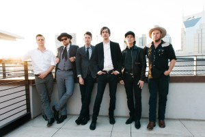 Old Crow Medicine Show. Photo courtesy of the artist. Used with permission.