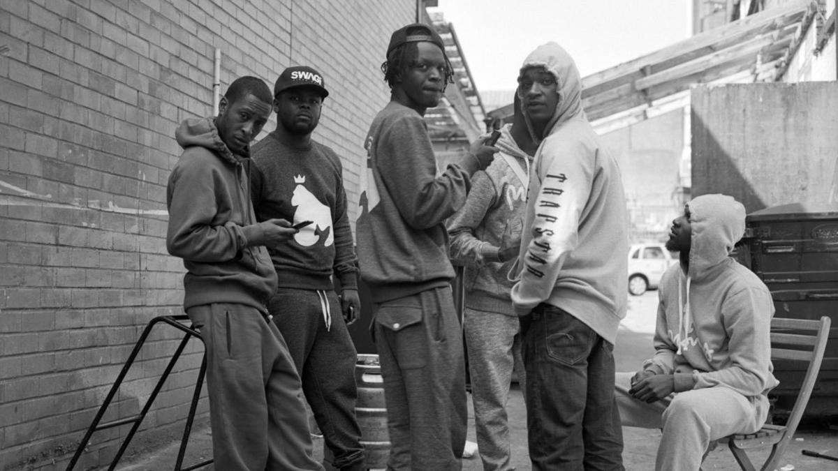 Section Boyz – Nosey Neighbours