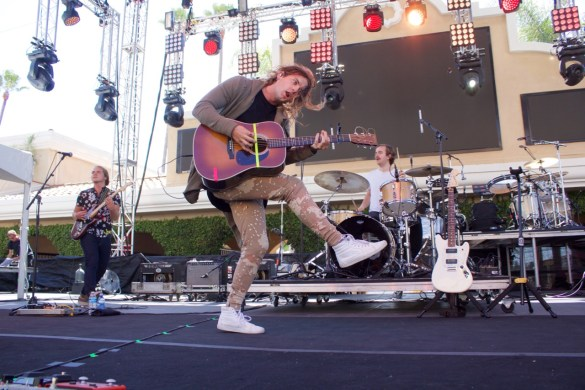 Judah & The Lion at KAABOO 2016, September 17th. Photo by Derrick K. Lee, Esq. (@Methodman13) for www.BlurredCulture.com.