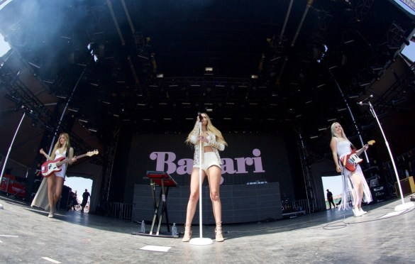 Bahari at KAABOO 2016, September 17th. Photo by Derrick K. Lee, Esq. (@Methodman13) for www.BlurredCulture.com.