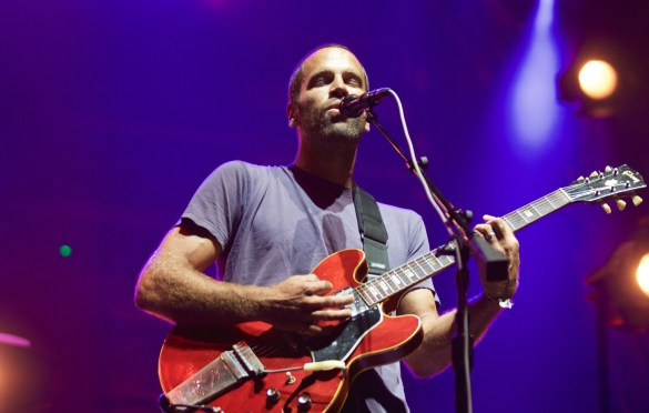 Jack Johnson at KAABOO 2016, September 18th. Photo by Derrick K. Lee, Esq. (@Methodman13) for www.BlurredCulture.com.