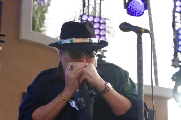 Blues Traveler at KAABOO 2016, September 18th. Photo by Derrick K. Lee, Esq. (@Methodman13) for www.BlurredCulture.com.