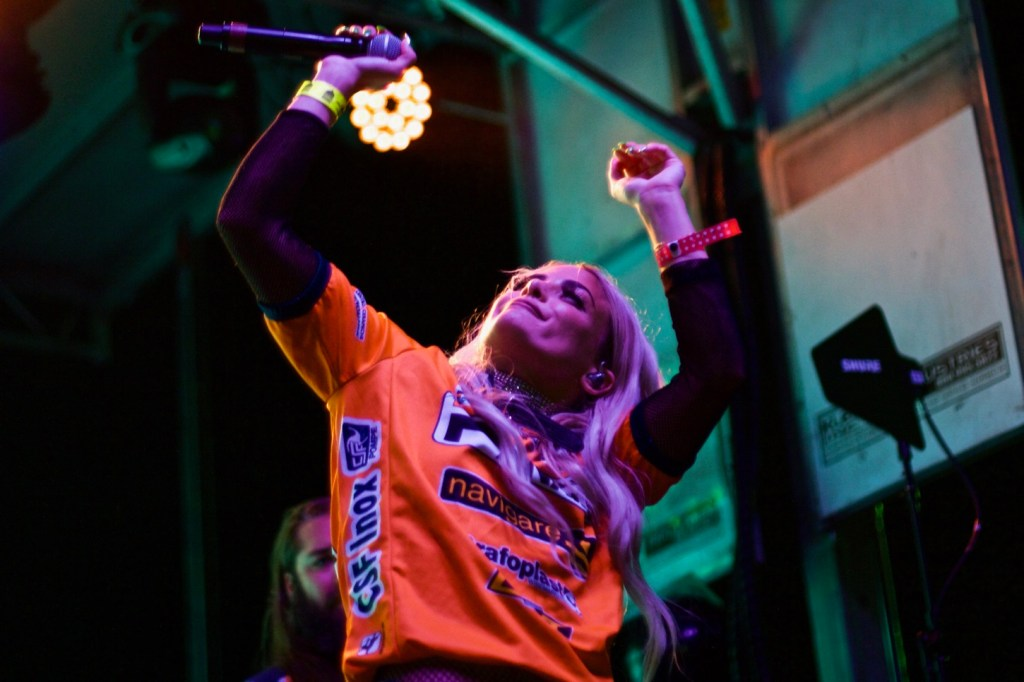 Rebecca & Fiona @ Stockholm, CA 10/15/16. Photo by Derrick K. Lee, Esq. (@Methodman13) for www.BlurredCulture.com.