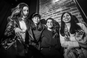 Francisca Valenzuela, Marineros, Javiera Mena at Multiply.LA as part of Red Bull Sound Select Presents: 30 Days in LA, in Los Angeles, CA, USA 11/3/16 (Photo by Drew Gurian for Red Bull Sound Select). Used With Permission.