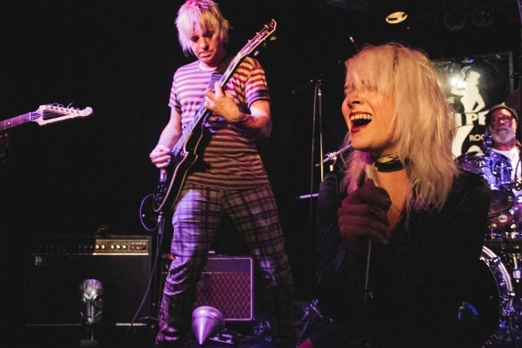 SSHH @ The Viper Room 11/4/16. Photo by Hector Vergara (@theHextron) for www.BlurredCulture.com.