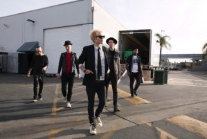 Sum 41. Photo courtesy of Big Picture Media. Used With Permission.