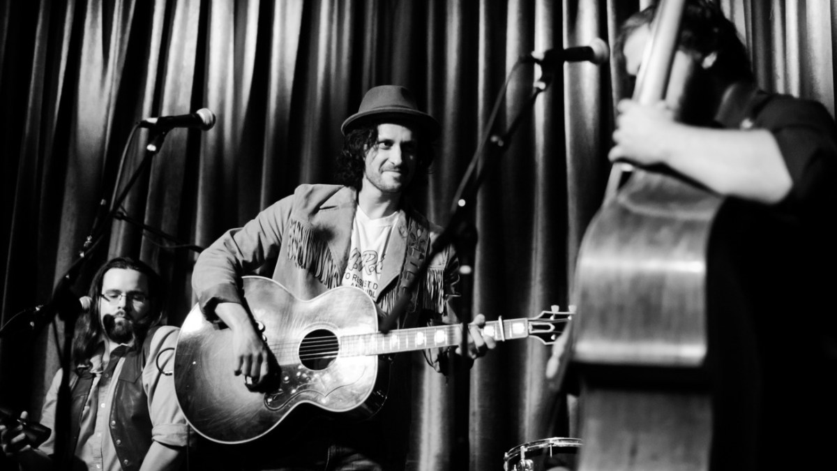cda28337f Jamie Kent Brings His Heartfelt Americana To The Hotel Cafe  REVIEW+ ...