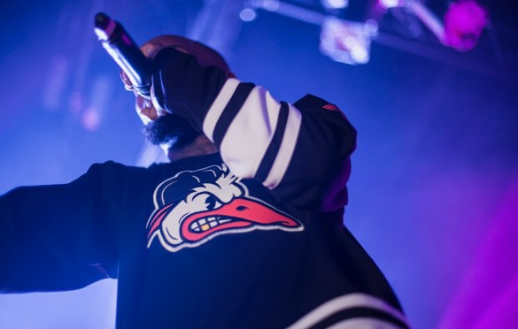 Tory Lanez @ The Echoplex 11/6/16. Photo by Angelina Paldzyan. (@angelinapaldzyan) for www.BlurredCulture.com. This photo was obtained under the express authorization and license by Red Bull Media House North America, Inc.