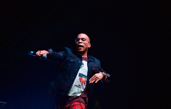 Anderson.Paak @ The Wiltern 11/19/16. Photo by Derrick K. Lee, Esq. (@Methodman13) for www.BlurredCulture.com. This photo was obtained under the express authorization and license by Red Bull Media House North America, Inc.