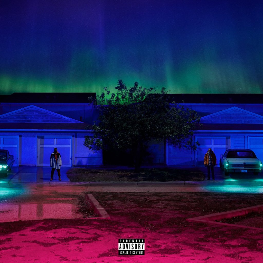 Big Sean-I Decided-Album Cover