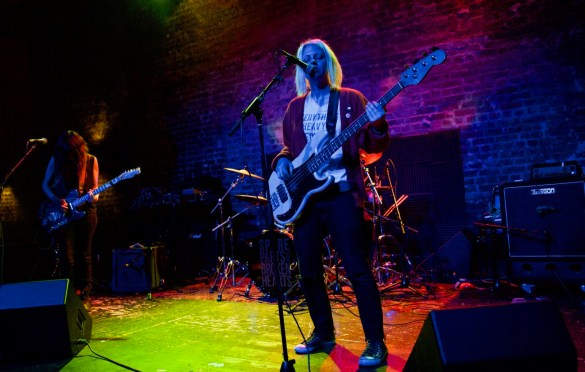 Spare Parts For Broken Hearts @ The Hi Hat 1/31/17. Photo by Derrick K. Lee, Esq.(@Methodman13) for www.BlurredCulture.com.