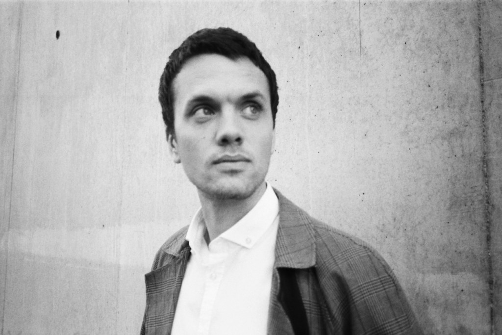 Daniel Bjarnason. Photo courtesy of the Los Angeles Philharmonic. Used with permission.