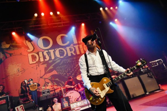 Social Distortion @ Fox Theater Pomona 3/11/17. Photo by Constantin Preda (@ctpredaportraits) for www.BlurredCulture.com.