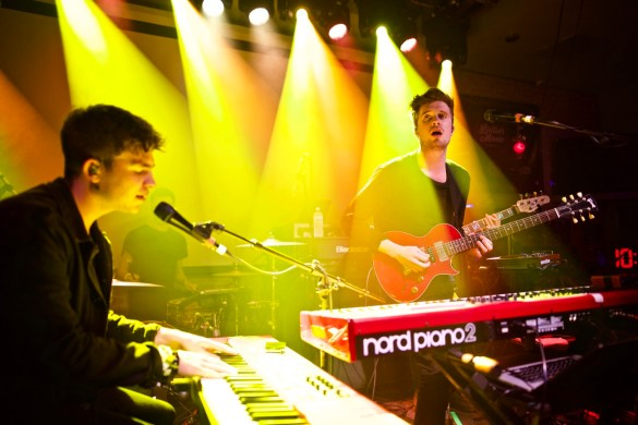 Aquilo // 3/18/17 at Latitude 30 presented by BBC Music & DIT // SXSW 2017 // Photo by Derrick K. Lee, Esq. (@Methodman13) for www.BlurredCulture.com.
