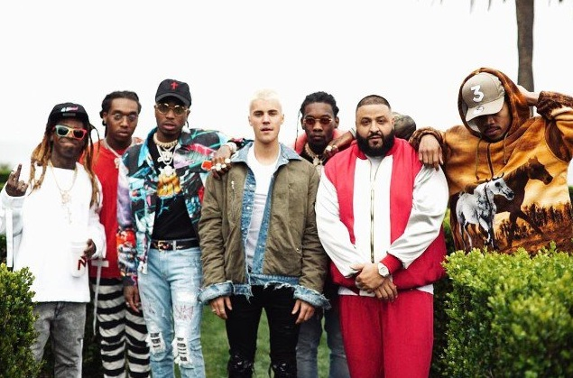 "Catch DJ Khaled, Justin Bieber, Chance The Rapper, Quavo, & Lil' Wayne in ""I'm The One"" [Video]"