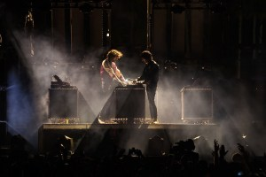 Justice @ Coachella 4/16/17. Photo by Julian Bajsel. Courtesy of Coachella. Used with permission.