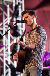 Kaleo @ Coachella 4/15/17. Photo by Brian Willette. Courtesy of Coachella. Used with permission.