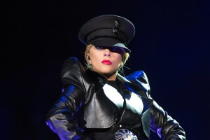 Lady Gaga @ Coachella 4/15/17. Photo by Erik Voake. Courtesy of Coachella. Used with permission.