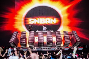 SNBRN @ Coachella 4/14/16. Photo by Erik Voake. Courtesy of Coachella. Used with permission.