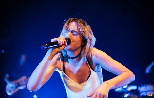 MØ @ The Novo 3/23/17. Photo by Angelina Paldzyan. (@angelinapaldzyan) for www.BlurredCulture.com.