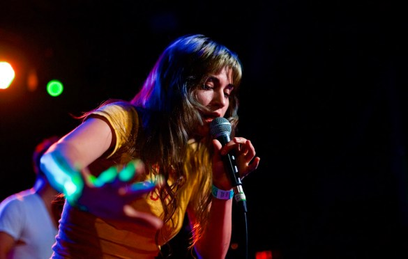 Lauren Ruth Ward @ The Roxy 5/9/2017 // Photo by Derrick K. Lee, Esq. (@Methodman13) for www.BlurredCulture.com.