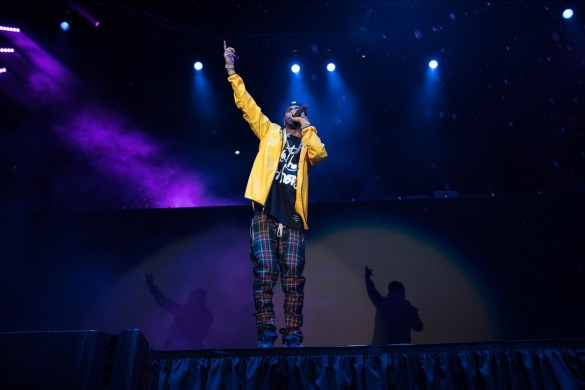 Big Sean | Powerhouse 2017 @ The Glen Helen Amphitheater 5/6/17