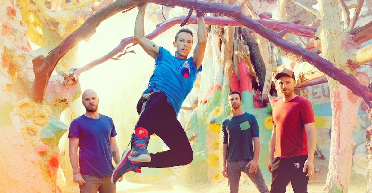 """Coldplay – """"All I Can Think About Is You"""""""