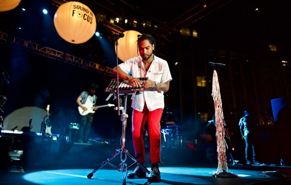 Miguel at KRCW/Annenberg's