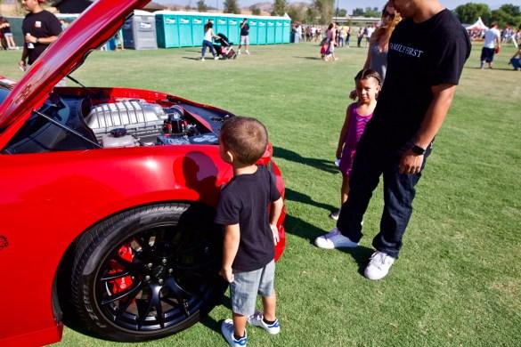 MuscleKingz Car Show & Concert @ SilverLakes Sports Complex July 1, 2017 || Atmosphere. Photo by Derrick K. Lee, Esq. (@Methodman13) for www.BlurredCulture.com.