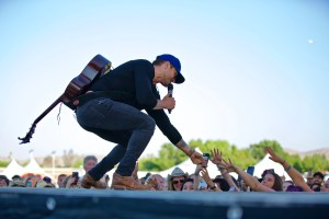 Luke Pell @ MuscleKingz Car Show & Concert at SilverLakes Sports Complex July 1, 2017 || Atmosphere. Photo by Derrick K. Lee, Esq. (@Methodman13) for www.BlurredCulture.com.