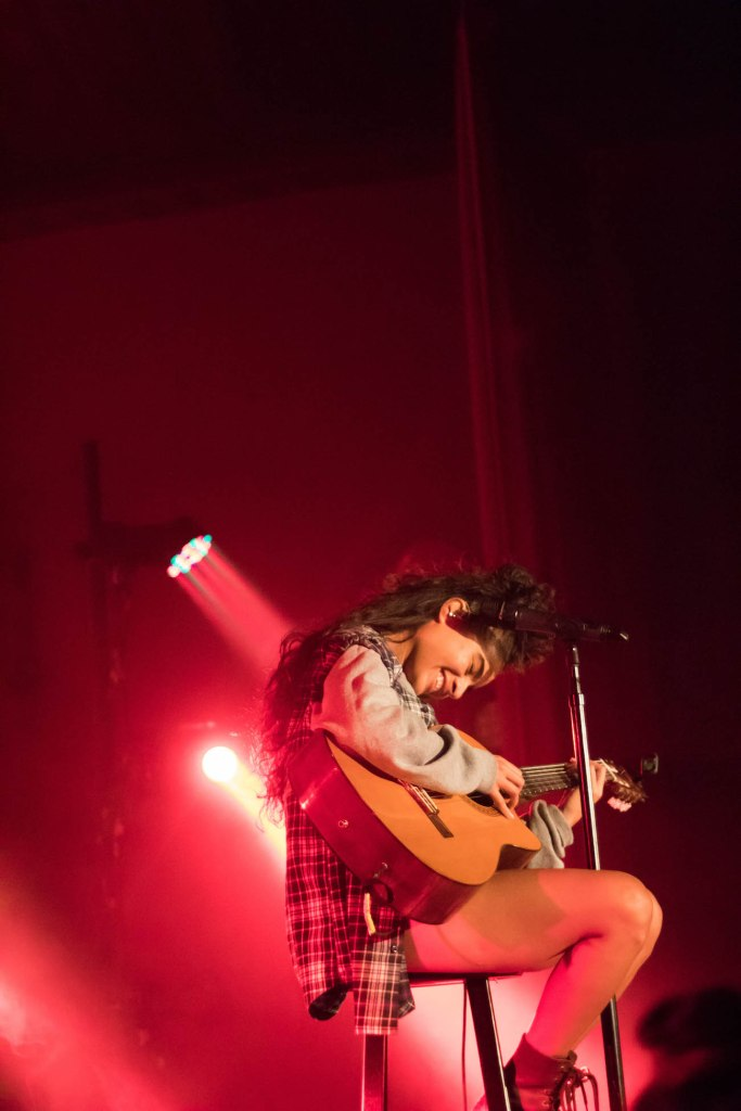 Jessie Reyez @ The Masonic Lodge 6/27/17 // Photo Credit: Malikka Michelle (@malikkamichelle) for www.blurredculture.com