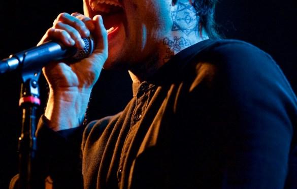 Silent @ El Rey Theatre 8/22/17. Photo by Derrick K. Lee, Esq. (@Methodman13) for www.BlurredCulture.com.
