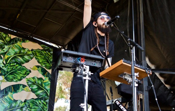 Missio @ The Ohana Fest 9/9/17. Photo by Derrick K. Lee, Esq. (@Methodman13) for www.BlurredCulture.com.