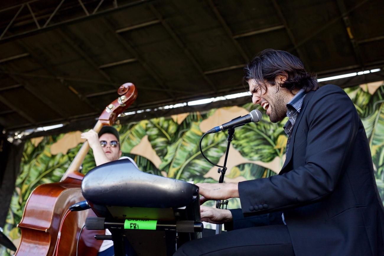 Cameron Avery @ The Ohana Fest 9/10/17. Photo by Derrick K. Lee, Esq. (@Methodman13) for www.BlurredCulture.com.