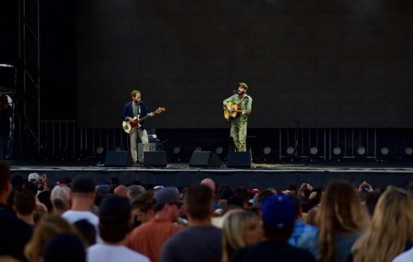 Ray LaMontagne @ The Ohana Fest 9/9/17. Photo by Derrick K. Lee, Esq. (@Methodman13) for www.BlurredCulture.com.