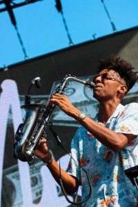 Masego at DAY N NIGHT FEST @ Angel Stadium 9/10/17. Photo by Ghanee Ludin (@GhaneePhoto) for www.BlurredCulture.com.