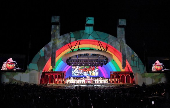 Hollywood Bowl - Fireworks Finale: The Muppets Take the Bowl at The Hollywood Bowl 9/8/17. Photo by Craig T. Mathew/Mathew Imaging. Used with permission.