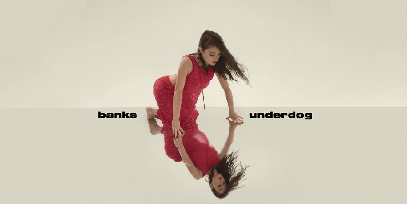 "Banks. Youtube Screenshot of ""Undersong""."