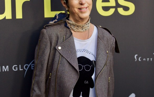Dianne Warren on the Red Carpet for