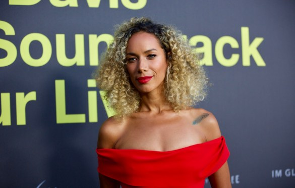 Leona Lewis on the Red Carpet for