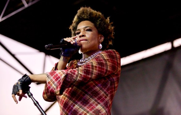 Macy Gray at Santa Barbara Polo & Wine Festival 10/7/17. Photo by Derrick K. Lee, Esq. (@Methodman13) for www.BlurredCulture.com.