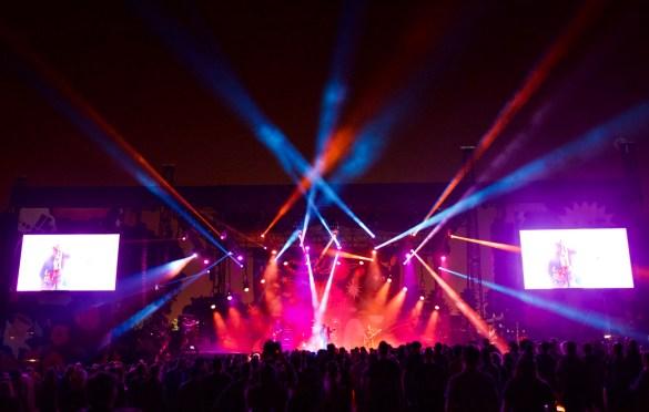 Atmosphere at Music Tastes Good 2017. Photo by Derrick K. Lee, Esq. (@Methodman13) for www.BlurredCulture.com.