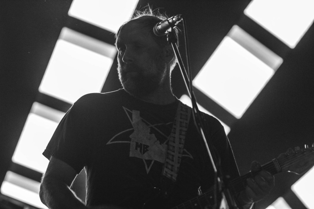Built To Spill at Music Tastes Good 2017 9/30/17. Photo by Hector Vergara (@theHextron) for www.BlurredCulture.com.