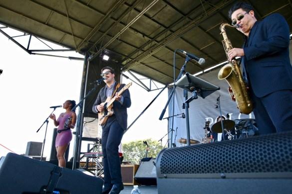 Nick Waterhouse at Santa Barbara Polo & Wine Festival 10/7/17. Photo by Derrick K. Lee, Esq. (@Methodman13) for www.BlurredCulture.com.