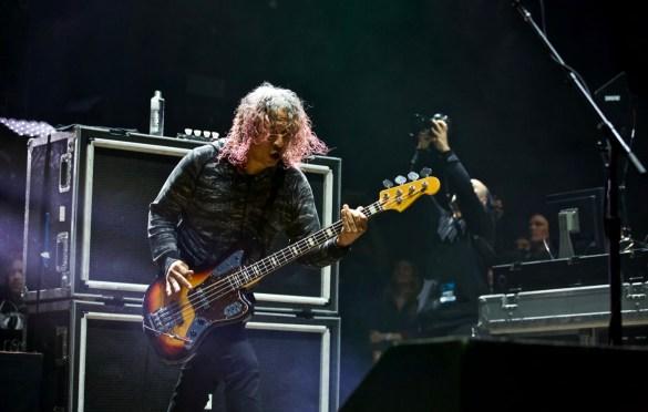 Deftones @ Ozzfest Meets Knotfest 11/4/17. Photo by Derrick K. Lee, Esq. (@Methodman13) for www.BlurredCulture.com.